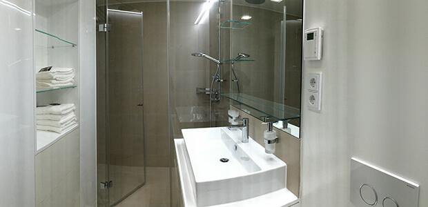Duschwand und Duschkabine Verglasung in München